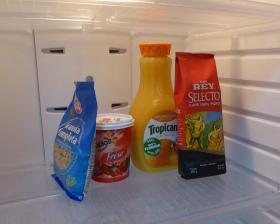 Kitchen - welcome kit