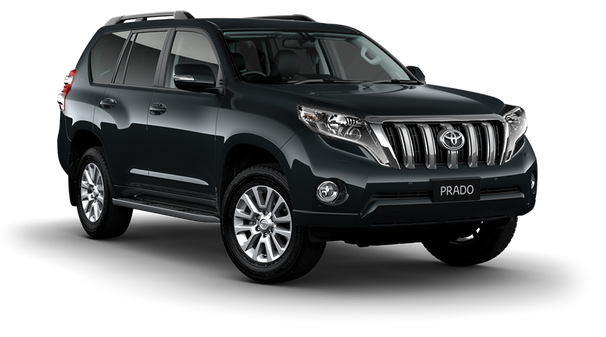 Prado or Land Cruiser car rental Costa Rica