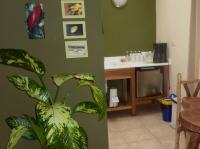 Rain Forest Casita kitchenette