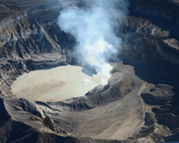 Read more about how to visit Poas Volcano starting in Alajuela